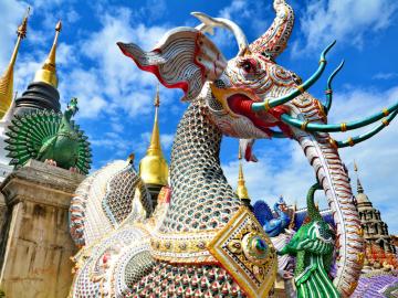 tourisme en thaïlande