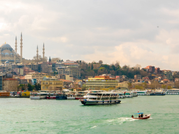 voyage istanbul maroc