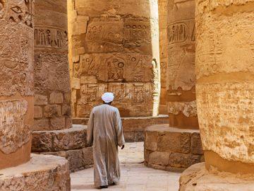 circuit en egypte