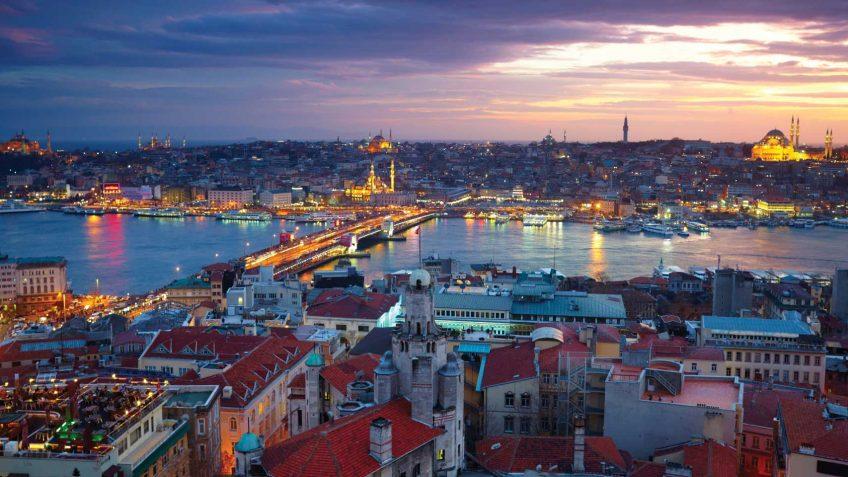 Visiter la Turquie