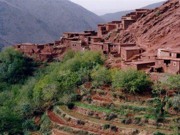 villages berbères haut atlas